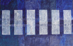 Triptych Panel #3, 2006